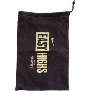 3/$15 ☘️ Nike Black Easy Highs Drawstring Bag